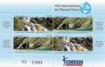 Stamps : America : Costa_Rica :  Año Internacional del Planeta Tierra