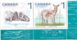 Stamps : America : Canada :  Fauna