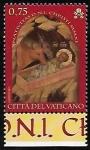 Sellos del Mundo : Europa : Vaticano :  Navidad 2011