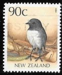 Sellos del Mundo : Oceania : Nueva_Zelanda : aves
