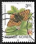 de Europa - Noruega -  Mariposas - Freija Fritillary