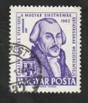 de Europa - Hungría -  1491 - Andras Chazar