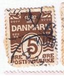 Sellos del Mundo : Europa : Dinamarca : Dinamarca 3