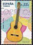Stamps : Europe : Spain :  Guitarra