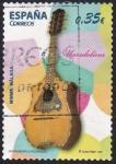 Stamps : Europe : Spain :  Mandolina