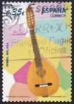 Stamps : Europe : Spain :  Laúd