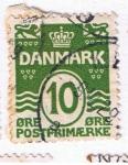 Sellos del Mundo : Europa : Dinamarca : Dinamarca 4