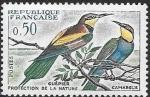 Sellos de Europa - Francia -  Aves