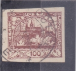 Stamps Czechoslovakia -  PANORÁMICA
