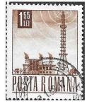 Sellos del Mundo : Europa : Rumania : 1979 - Estación de Radio