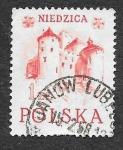 Sellos del Mundo : Europa : Polonia : 556 - Castillo Niedzica
