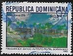 Sellos de America - Rep Dominicana -  Intercambio