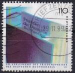 Stamps Germany -  Premio de Paz de los libreros alemanes