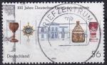 Stamps : Europe : Germany :  100 años museo aleman de la masonería