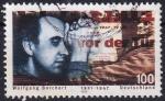 Stamps : Europe : Germany :  Wolfgang Borchert