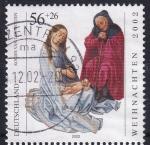 Stamps Germany -  Navidad 2002