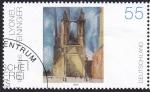 Sellos de Europa - Alemania -  Lyonel Feininger