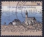 Sellos de Europa - Alemania -  150 años fundación Ecksberg