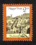 Sellos del Mundo : Europa : Hungría : Eventos, reapertura del teleférico del Castillo de Buda