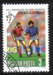 Sellos del Mundo : Europa : Hungría : FIFA World Cup 1990 - Italy