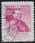 Stamps : America : Venezuela :  4° Aniversario de la Carta Pastoral del Arzobispo de Caracas