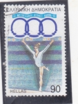 Stamps : Europe : Greece :  OLIMPIADA