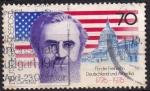 Stamps Germany -  Carl Schurz