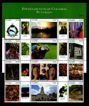 Sellos de America - Colombia -  DEPARTAMENTOS DE COLOMBIA - PUTUMAYO -