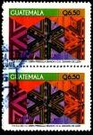 Sellos de America - Guatemala -  OBRA PRISCILLA BIANCHI