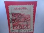 Sellos de America - Colombia -  Bahía de Santa Marta - Serie:Promoción del Turismo.