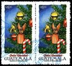 Sellos de America - Guatemala -  FELIZ NAVIDAD