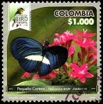 Sellos del Mundo : America : Colombia : RISARALDA BIRD FESTIVAL 2018