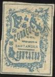 Sellos del Mundo : America : Colombia :  Correos del Departamento de Santander.