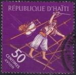 Stamps Haiti -  pirata