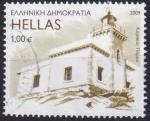 Stamps : Europe : Greece :  faro Korakas