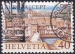 Stamps : Europe : Switzerland :  Ursanne