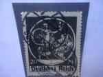 Sellos de Europa - Alemania -  Deusches Reich - Sello de Baviera