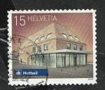 Sellos del Mundo : Europa : Suiza :  2483 - Estación de Huttwil