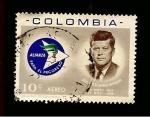Sellos del Mundo : America : Colombia : INTERCAMBIO