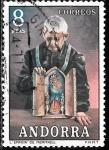 Sellos de Europa - Andorra -  Andorra-cambio