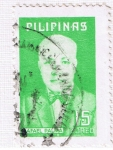 Sellos del Mundo : Asia : Filipinas : Filipinas 2  Rafael Palma