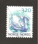 Stamps Norway -  PARA JORGE GOMEZ