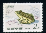Stamps Asia - North Korea -  rana