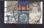 Sellos del Mundo : Europa : Alemania : 1250 aniversario de Schwetzingen