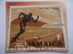Sellos del Mundo : America : Jamaica : National Stadium-Estadio Nacional - Serie:1964-1968