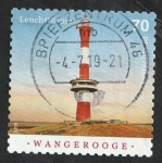 de Europa - Alemania -  3173 - Faro de Wangerooge