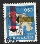 de Europa - Yugoslavia -  1333 - Código Postal
