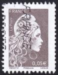 de Europa - Francia -  Marianne L'Engagée