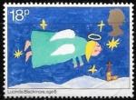 Sellos del Mundo : Europa : Reino_Unido : navidad