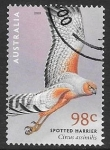 Sellos del Mundo : Oceania : Australia : aves
